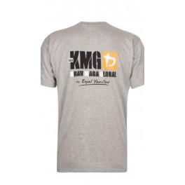 Krav Maga T-shirt KMG Grijs
