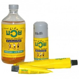 Boxing Liniment olie